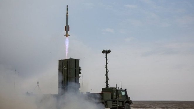 HİSAR O+ Air Defense Missile System goes into mass production #2