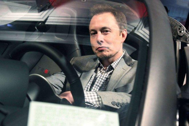 Elon Musk: I don't like being Tesla's boss #1