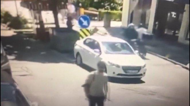 Şişli'de sağlık çalışanı, çalınan motosikletini iz sürerek buldu #4