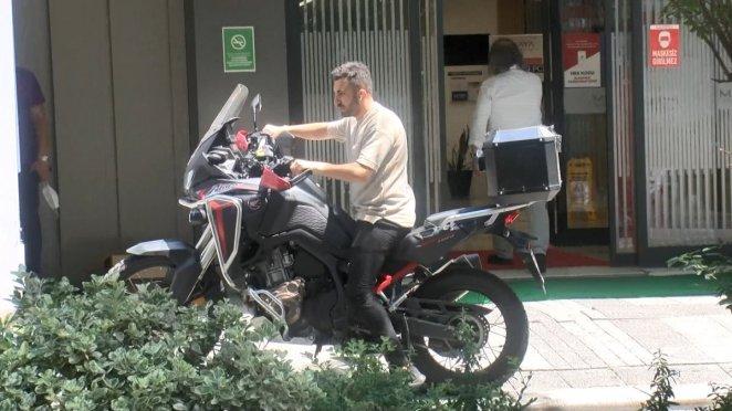 Şişli'de sağlık çalışanı, çalınan motosikletini iz sürerek buldu #5