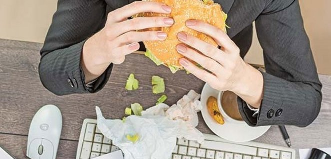 Problems caused by fast food #2