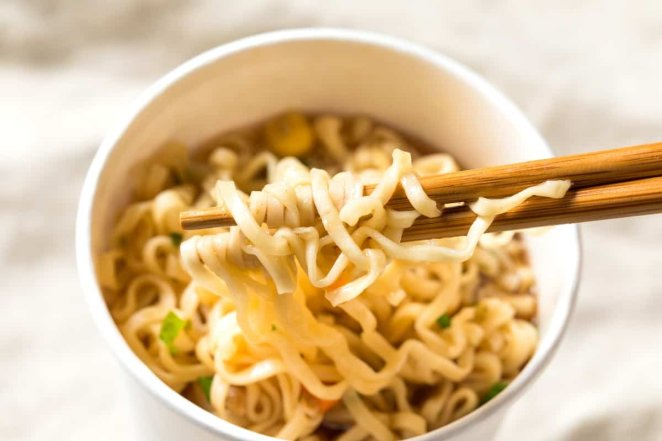 Are noodles harmful?  Experts warn: think twice before eating #2