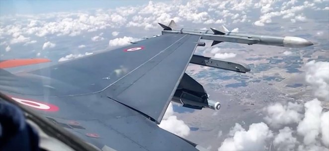 Turkey increased the effectiveness of bombs on warplanes #2