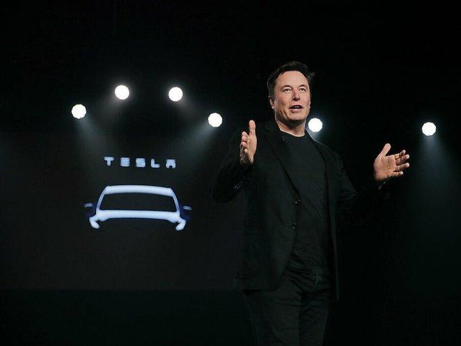 Tesla aracında fare izleri ortaya çıktı #2