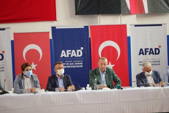 Cumhurbaşkanı Erdoğan: THK filosonu ve teknolojisini yenileyemedi #1