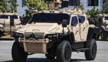 Türk zırhlısı Yörük 4x4 ün pikap versiyonu geliyor #1