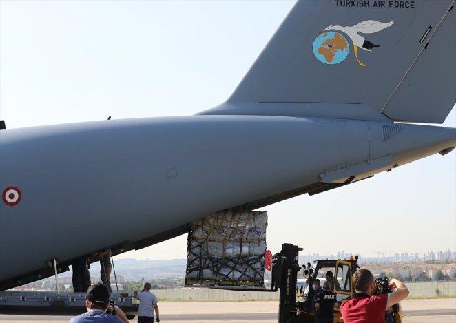 Turkey sends aid to Haiti after earthquake #5