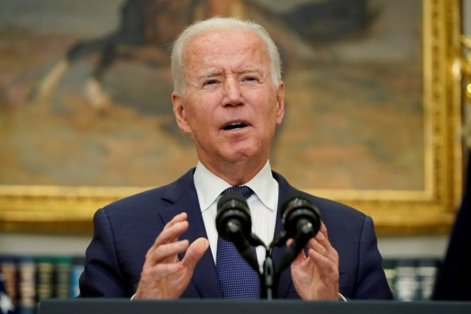 Afghan refugee statement from Joe Biden #2