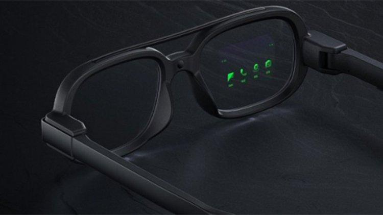 Xiaomi, yeni akıllı gözlüklerini duyurdu #1