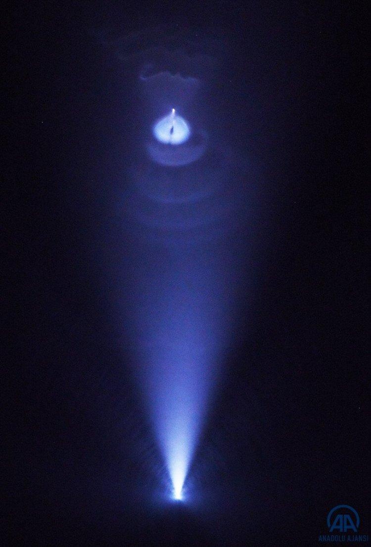 SpacX roketi, başarılı bir şekilde fırlatıldı #6