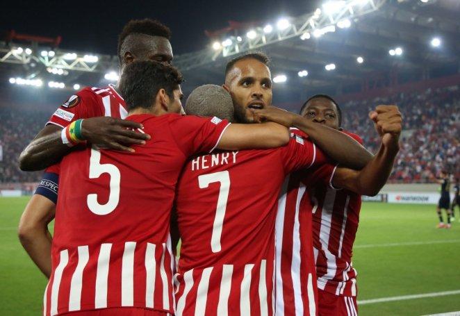 Olympiakos Antwerp i 2-1 yendi #2
