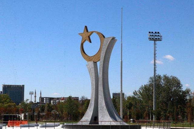 Ankara da Atatürk Kültür Merkezi Millet Bahçesi, 28 Ekim'de açılacak  #2