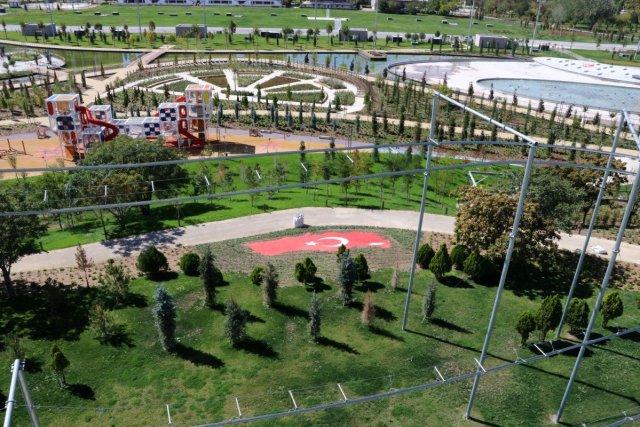 Ankara da Atatürk Kültür Merkezi Millet Bahçesi, 28 Ekim'de açılacak  #1