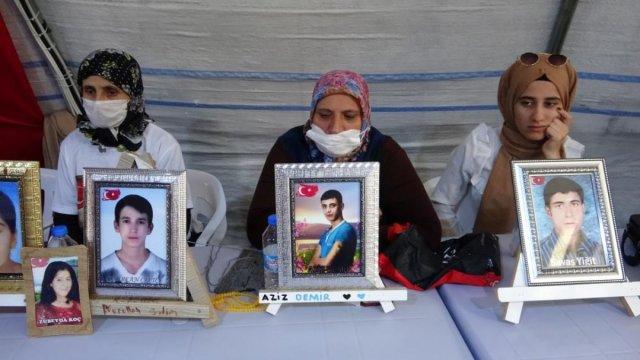 Diyarbakır da evlat nöbeti tutan baba: Dünya sesimizi duydu HDP duymadı #2