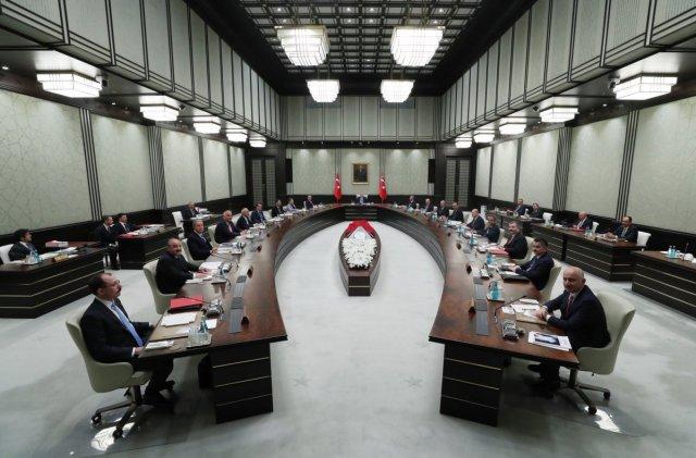 Kabine toplandı: İşte gündeme gelecek konular #1