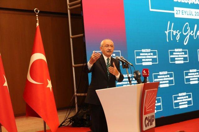 Kemal Kılıçdaroğlu ndan muhtarlara bütçe talebi #1