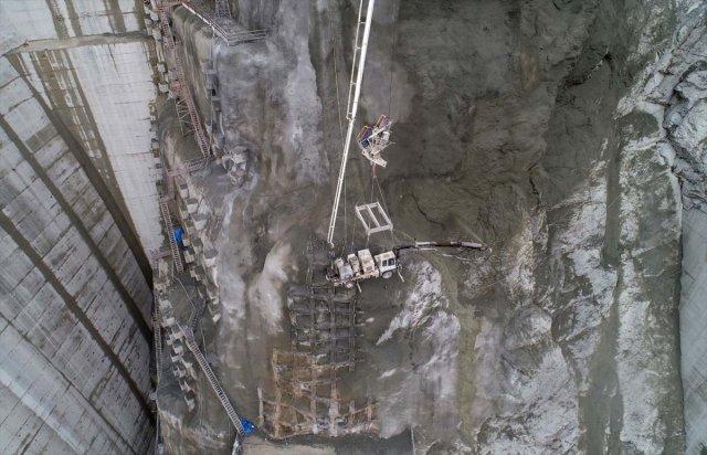 Yusufeli Barajı nda sona doğru #6
