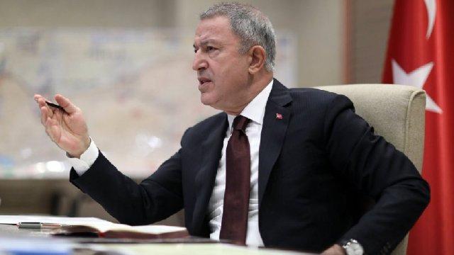 Hulusi Akar: PKK ya karşı Irak ile ortak operasyon olabilir  #2