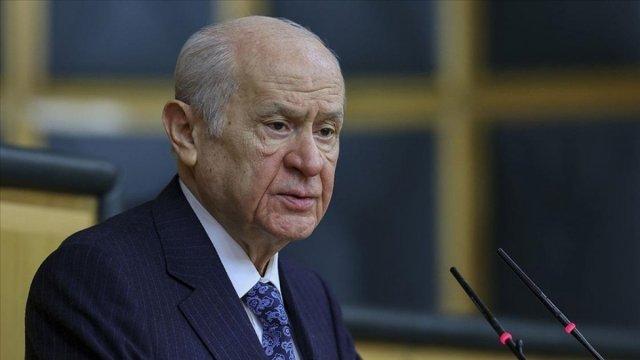 Devlet Bahçeli: Türkiye - ABD ilişkileri çetin bir yol ayrımındadır #1