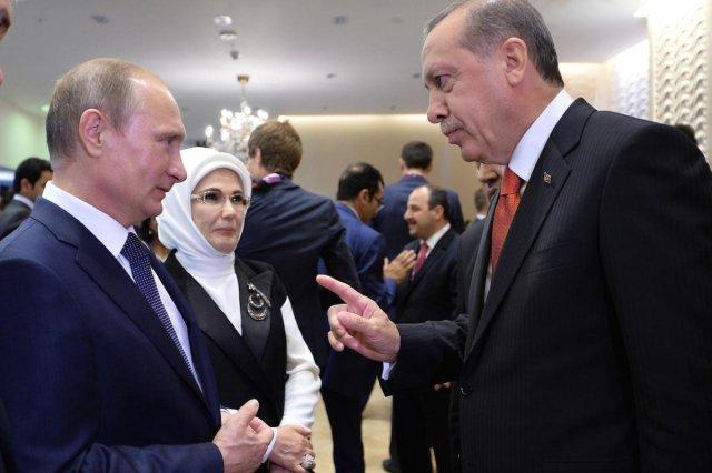 Cumhurbaşkanı Erdoğan ile Putin Soçi de bir araya gelecek #1