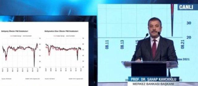 Şahap Kavcıoğlu: Rezervlerimiz 120 milyar doların üzerine çıktı #1