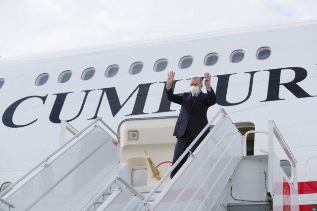 Cumhurbaşkanı Erdoğan: Putin ile verimli bir görüşme gerçekleştirdik #2