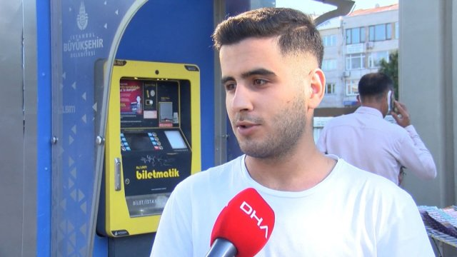 Ulaşımda  İstanbulkart  krizi yaşanıyor #6