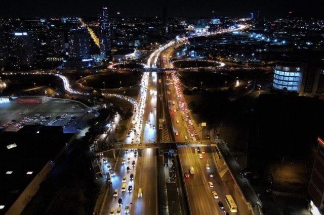 İstanbulluların trafik çilesi bitmiyor #5
