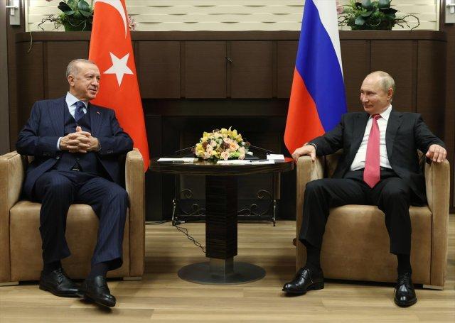 Vladimir Putin: Rusya ve Türkiye ticaret hacmini büyüttü #2