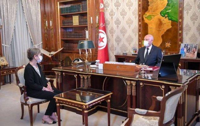 Tunus ta Necla Buden Ramazan, hükümeti kurmakla görevlendirildi #2