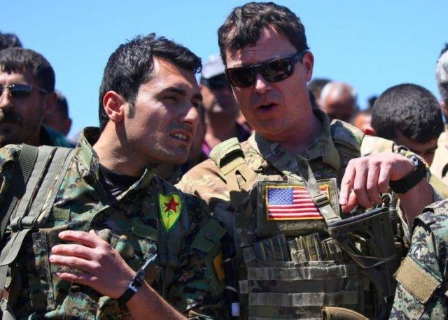 Terörist Mazlum Kobani ye Joe Biden dan söz: Sizi terk etmeyeceğiz #2
