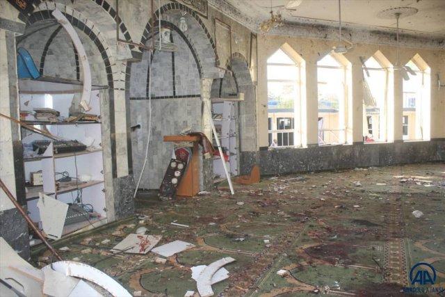 Dışişleri Bakanlığı, Afganistan'da camide meydana gelen bombalı saldırıyı kınadı #3