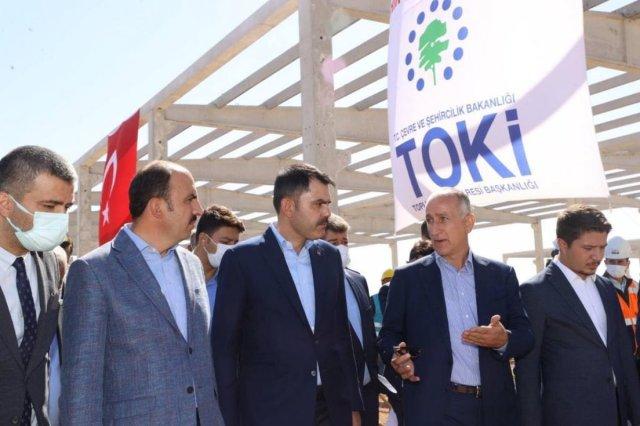 Murat Kurum: Türkiye, iklim dostu sanayi sitelerinin ilk örneği olacak #1