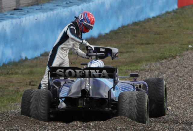 Formula 1 de pole pozisyonu Bottas ın #6