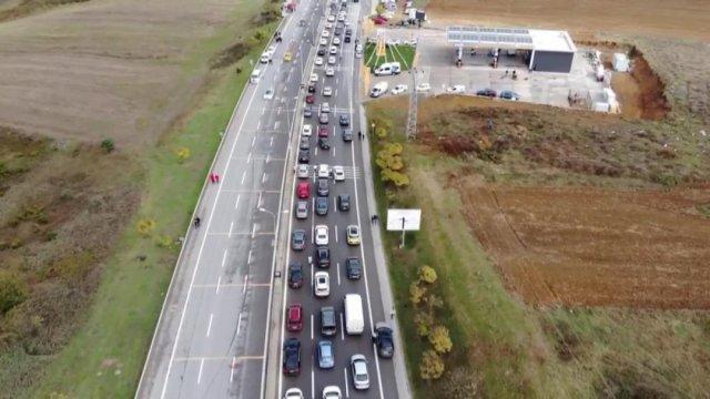 İstanbul daki Formula 1 organizasyonu trafik yoğunluğuna neden oldu #2