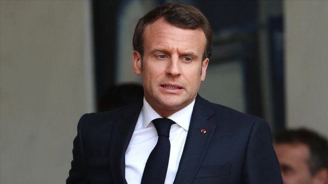 Emmanuel Macron: Fransa'nın Mali'de kalma hedefi yok #1