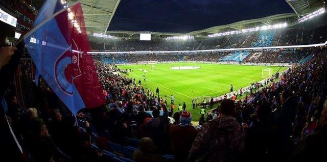 Trabzonspor-Fenerbahçe maçının biletleri tükendi #1
