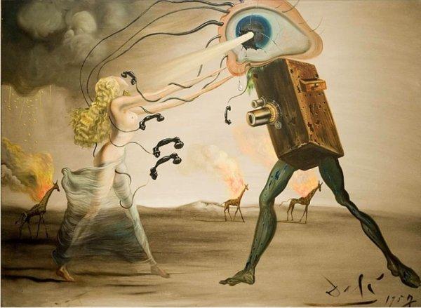 Hitler hayranı Salvador Dali'nin bilinmeyen yönleri