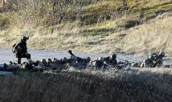 NATO'dan 5. madde tatbikatı