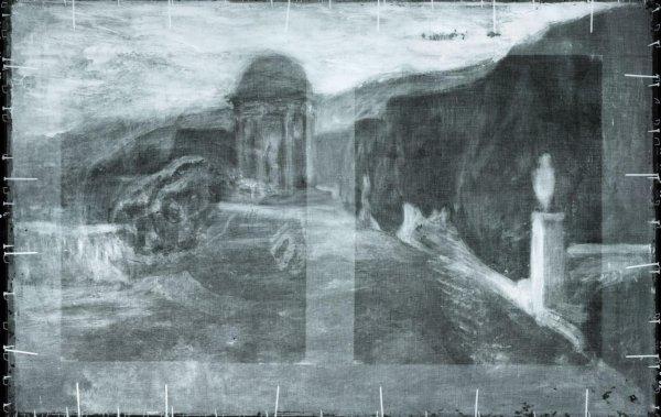 Picasso'nun tablosuna gizlediği yeni bir resim bulundu