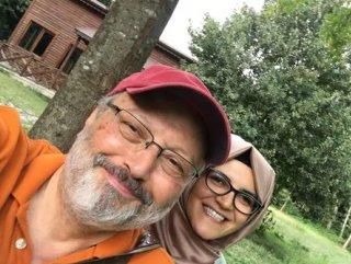 Kaşıkçı'nın nişanlısı: Medine'ye defin edilmek isterdi