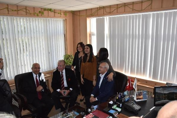Kılıçdaroğlu İstanbul'daki törene katılmayacak