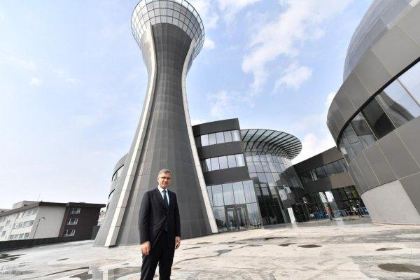 Üsküdar'da Bilim Merkezi Kompleksi açıldı