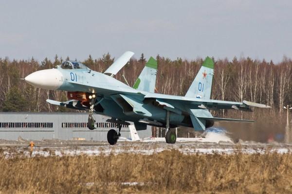 ABD pilotları Rus uçaklarıyla eğitiliyor