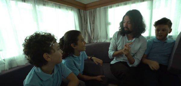 Pedagoglar Tozkoparan dizisini anlattı