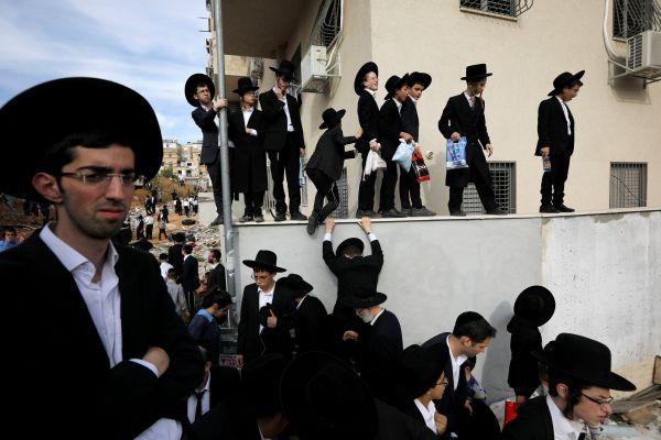 Ultra Ortodokslardan Filistin için askerliğe ret