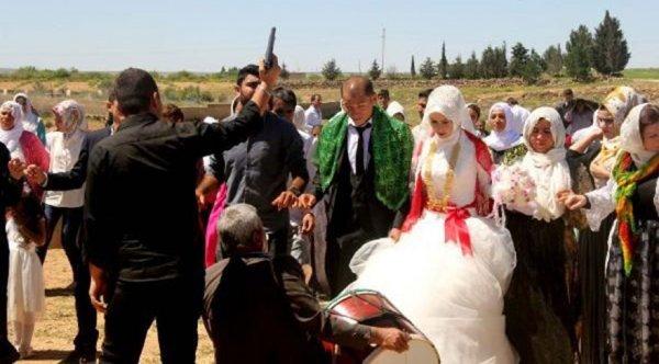 Düğün ve nişan gibi törenlerde havaya ateş açılamayacak
