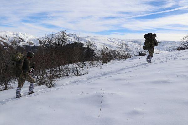 Yılın son ayında da PKK'ya göz açtırmadılar