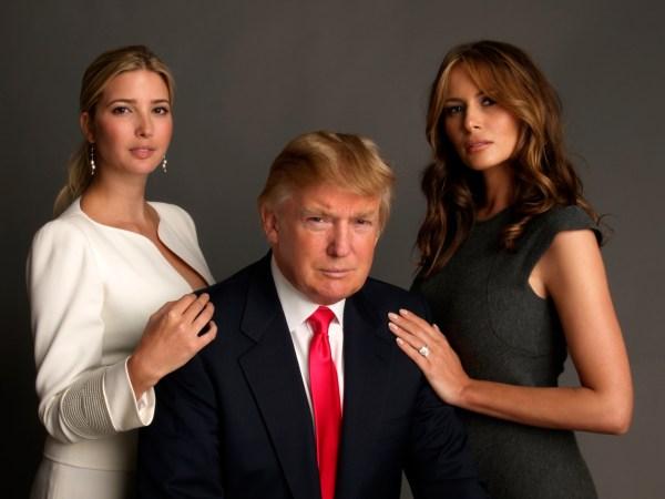 Ivanka Trump'tan üvey annesine tebrik mesajı