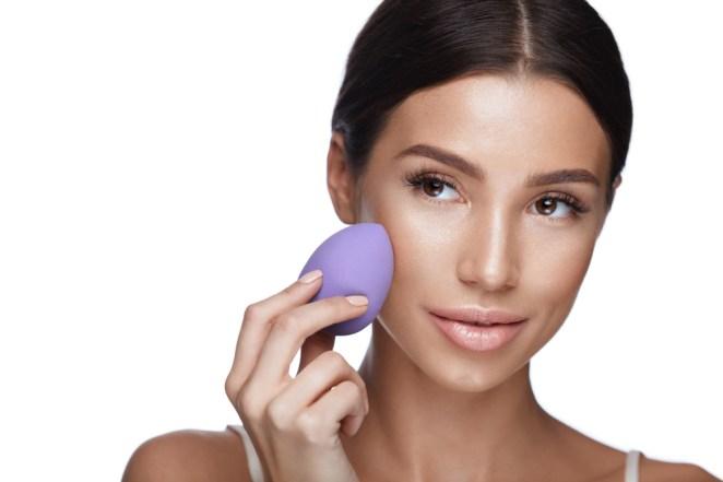 Makeup hacks for normal or combination skin #1